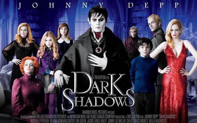 фільми про вампірів і любов список кращих