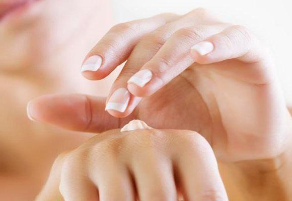 крем для нігтів