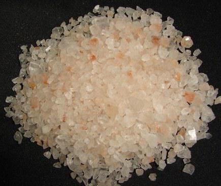 сіль для нігтів