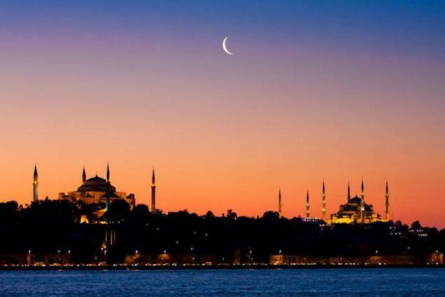 відпочинок в Стамбулі в листопаді