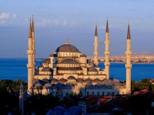 відпочинок в Стамбулі в листопаді відгуки