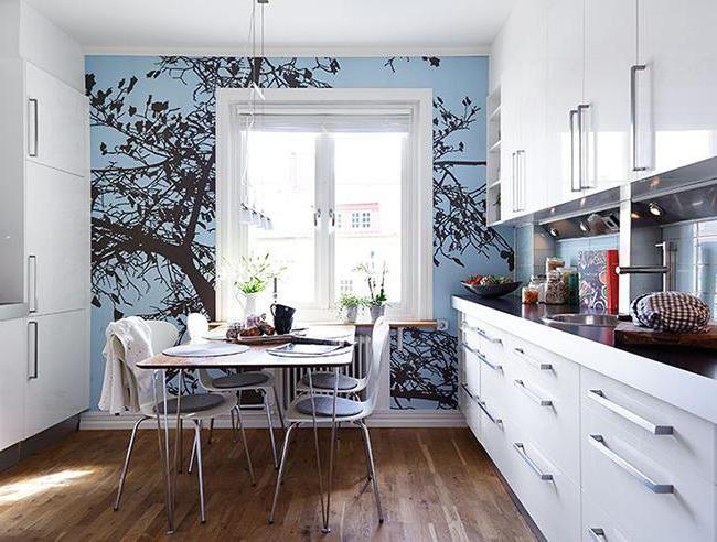 ідеї дизайну стін кухні