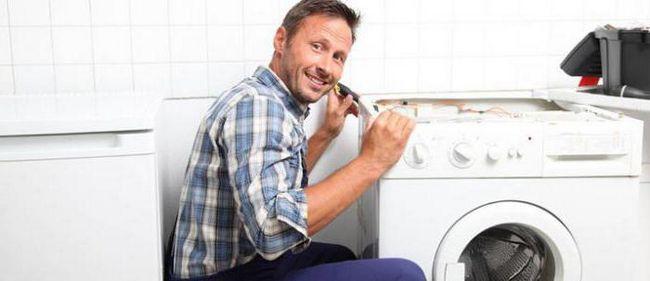 пральна машина не зливає воду що робити в цьому випадку