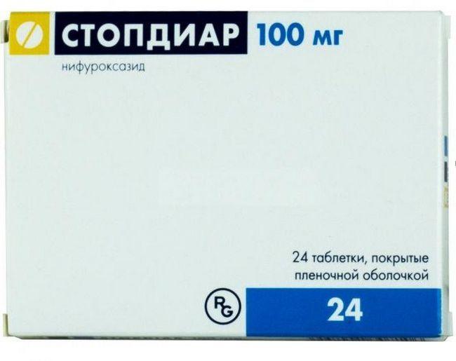 стопдіар спосіб застосування і дози