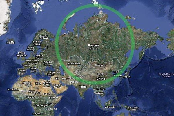 столиці країн які межують з Росією