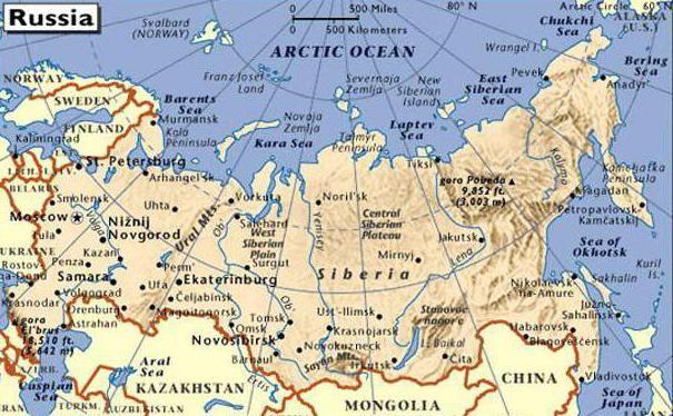 список країн з якими межує росія