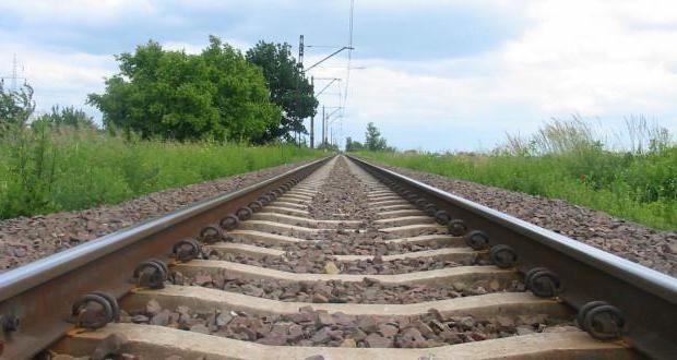 Фото - Будівництво залізниці в обхід України планується завершити раніше наміченого терміну