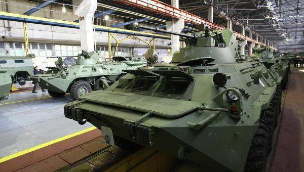 підприємства оборонно промислового комплексу росії