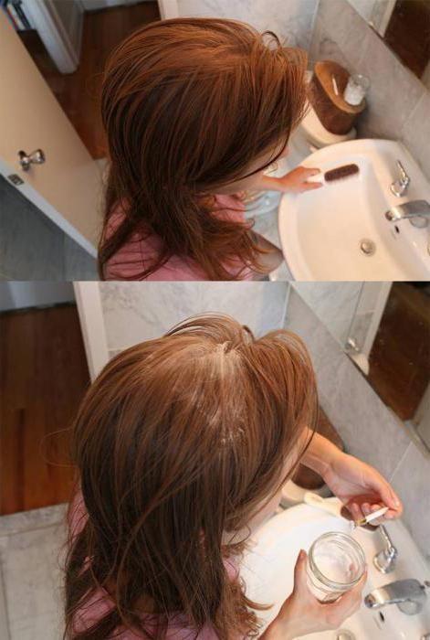 чим замінити сухий шампунь в домашніх умовах