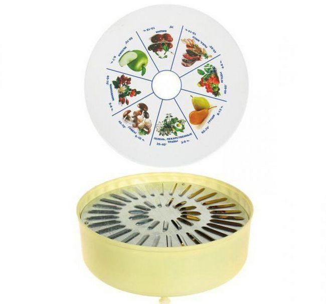 сушарка для овочів і фруктів ротор відгуки