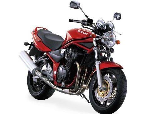 мотоцикл сузукі