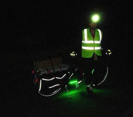 світловідбиваючі жилети для дітей