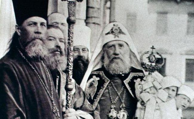 Тихону патріарх московський