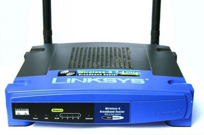 switch virtual router як налаштувати