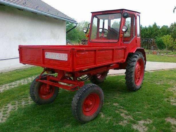 Фото - Т-16 - трактор Харківського тракторного заводу. Технічні характеристики