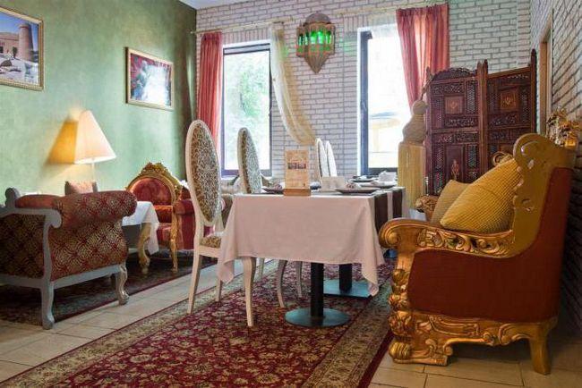 ресторан тадж махал на Арбаті фото