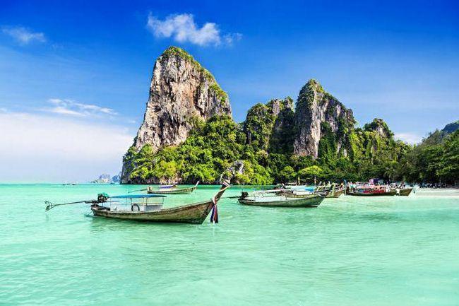 Таїланд в грудні