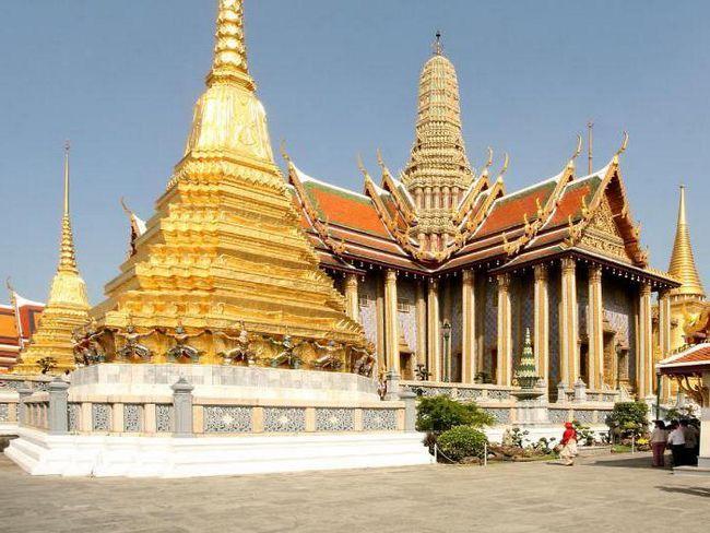 Поїздка в Таїланд в грудні