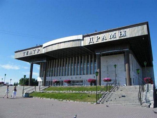 театр драми томск
