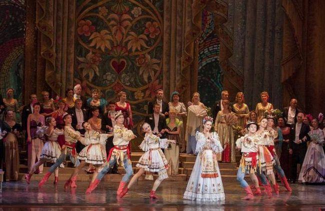 воронезький театр опери та балету репертуар