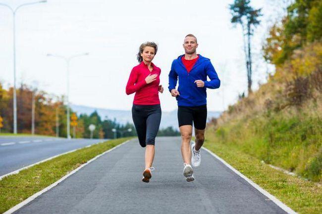 Фото - Техніка бігу. Як правильно бігати, щоб схуднути?