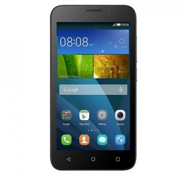 смартфон huawei y5c black