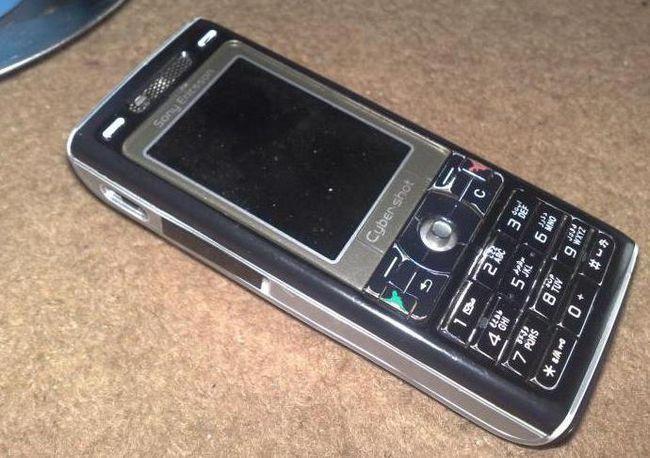 Фото - Телефон Sony Ericsson K800I: характеристики, фото та відгуки
