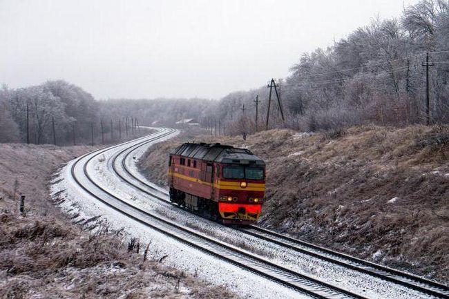 Фото - Тепловози Росії. Нові тепловози, фото і технічні характеристики