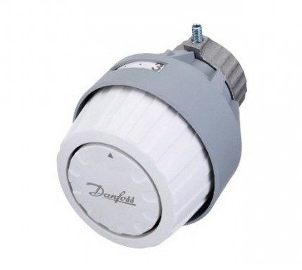 терморегулятор для радіатора опалення інструкція