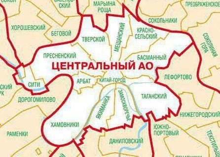 москва і московська область