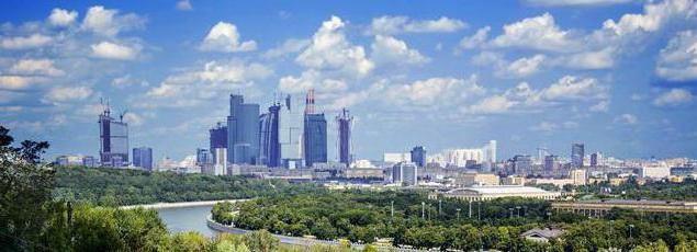 південний округ москви