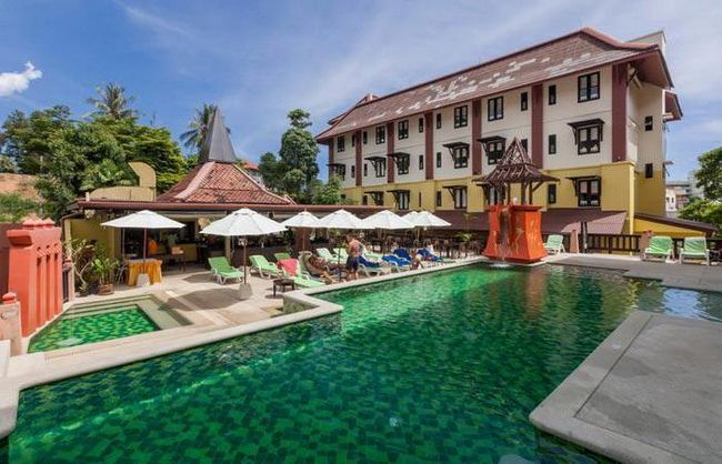 Фото - The Phulin Resort 3 * (Пхукет, Таїланд): відгуки й опис