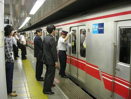 Фото - Токійський метрополітен: опис, схема, станції та відгуки