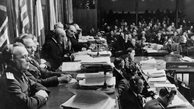 Фото - Токійський процес і Нюрнберзький процес