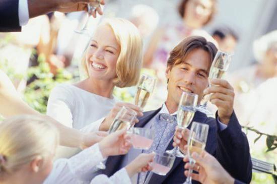 тости на весілля у віршах прикольні