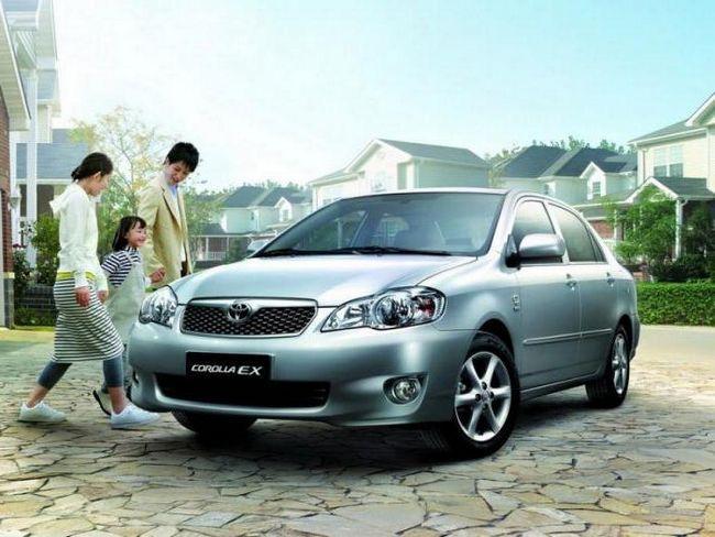 Фото - Toyota Corolla E120: всі подробиці про одне з найбільш купованих в Японії автомобілі