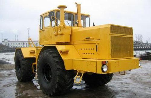 опис і технічні характеристики тракторів до 700