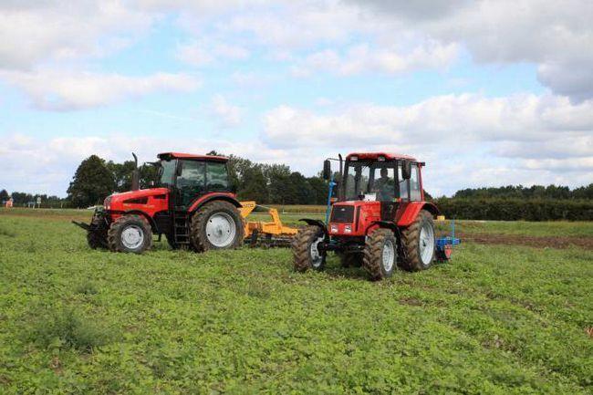 Фото - Трактор МТЗ 1523: технічні характеристики та відгуки власників