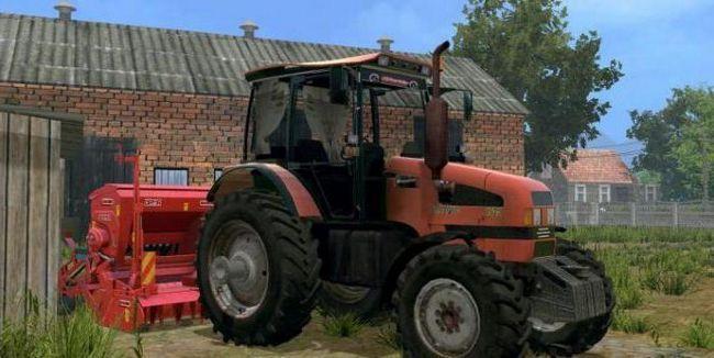 двигун мтз 1523