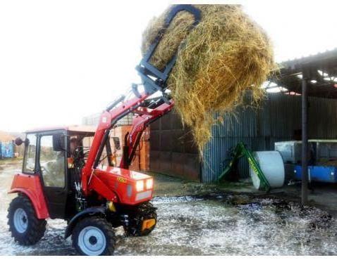 Фото - Трактор МТЗ 320: характеристики, опис, запчастини, ціни та відгуки