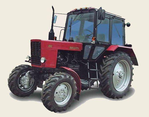 технічні характеристики тракторів мтз 80 і 82