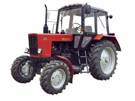 трактор мтз 80 технічні характеристики ціна ремонт і пристрій