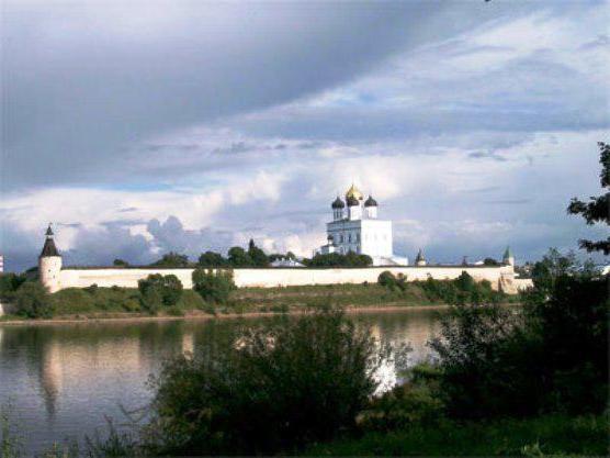 Троїцький собор. Псков