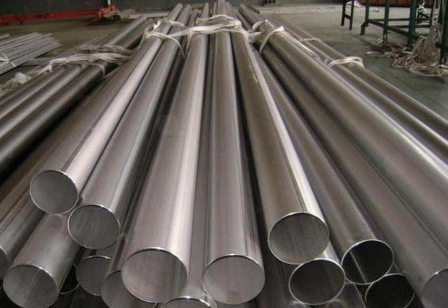 безшовні труби з нержавіючої сталі