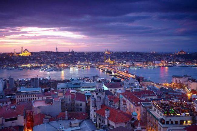 Туреччина в листопаді