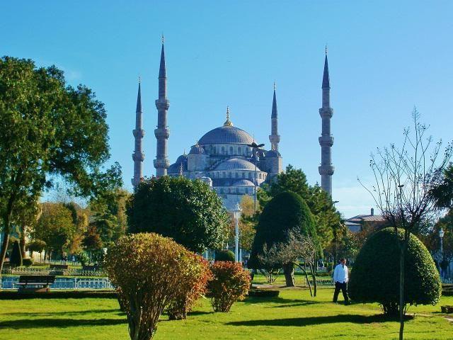 Погода в Туреччині в листопаді