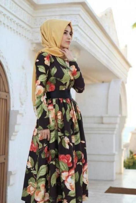 турецькі модні сукні