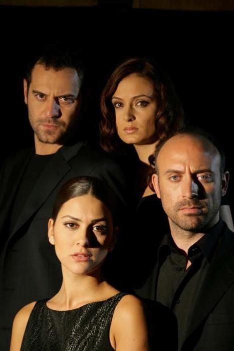 1001 ніч турецька серіал опис всіх серій