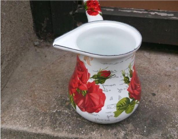 турка для індукційної плити