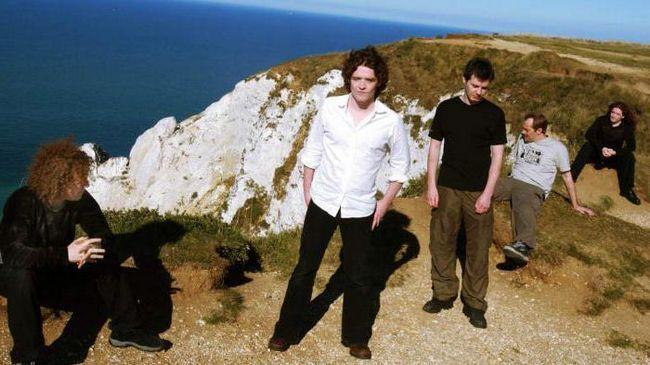 рок група анафема